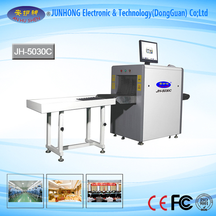 X-ray Baggage and Luggage Scanner for Airport