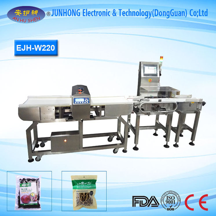 Stable Behavior Weight Grading Machine