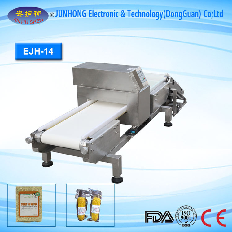 Widely Used Industry Metal Detector for Foil