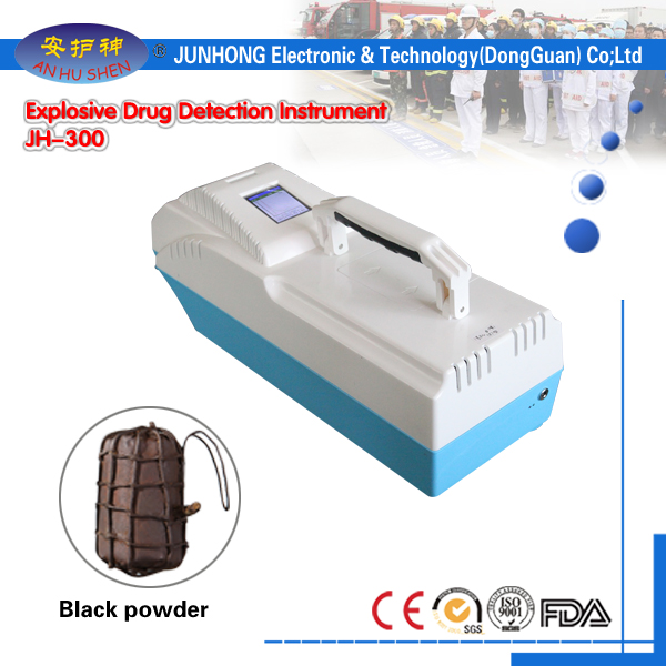 Quick Detection Portable Drug Detector