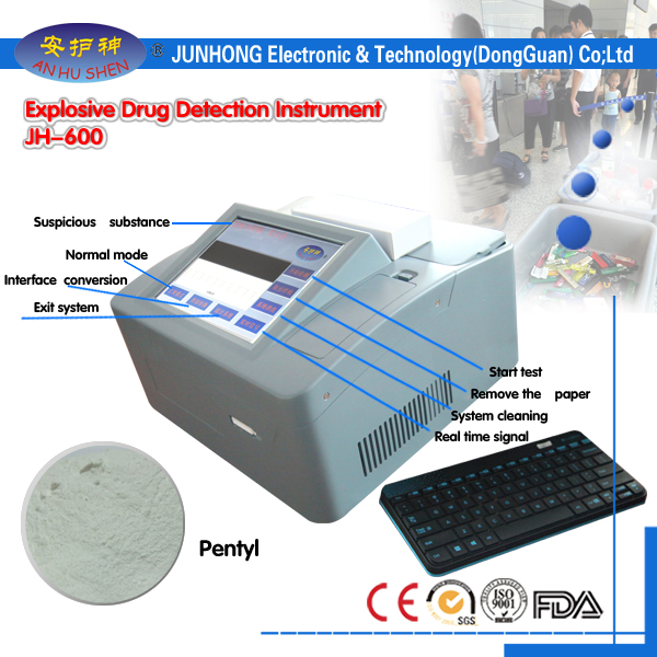 High Quality Drugs Detector