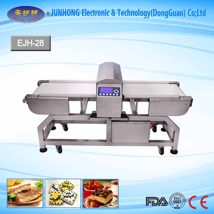 Cheap Tunnel Metal Detector for Food Application
