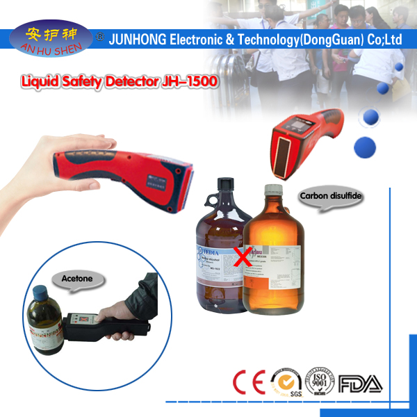 Easy Operation Handheld Liquid Detector