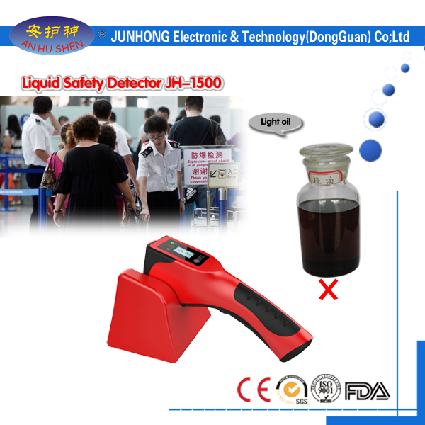 Wide Application Handheld Liquid Detector