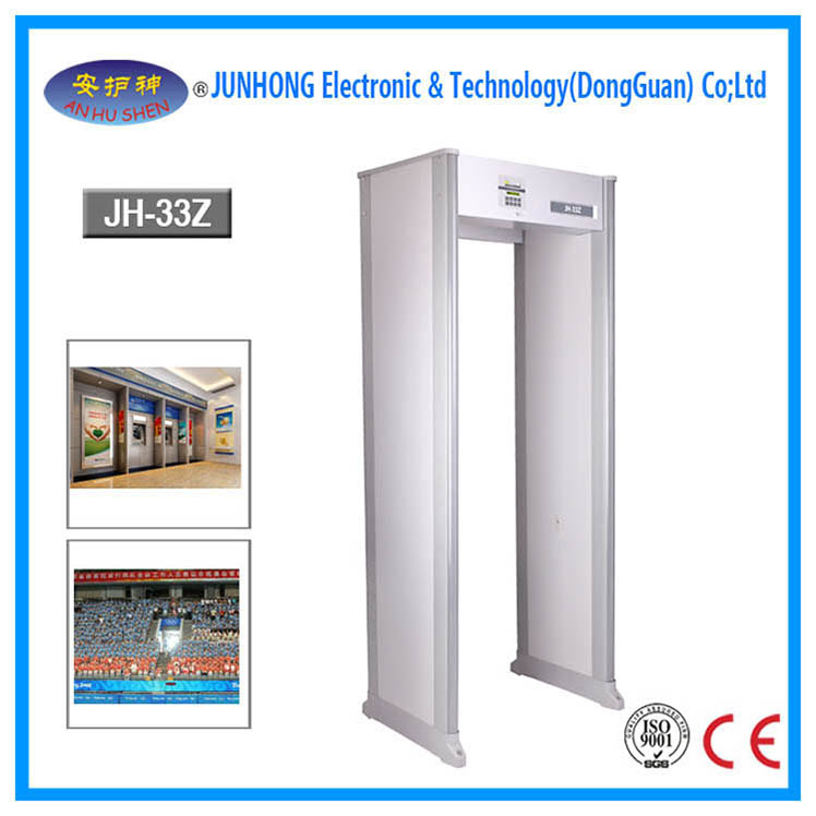 Reasonable Price Security Body Gate