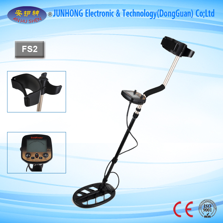 Portable Deep Ground Metal Detector