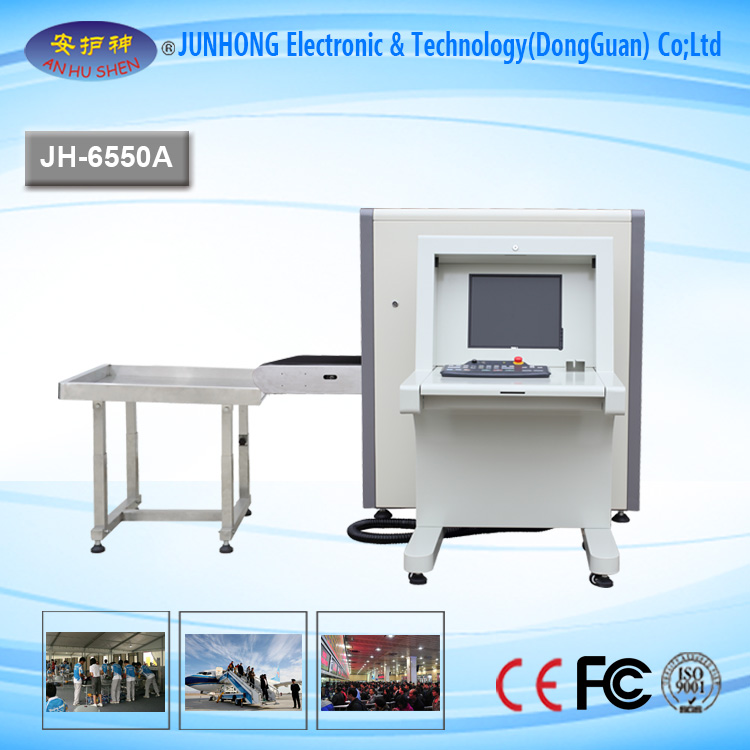 CE Approved Stable X Ray Luggage Airport Scanner