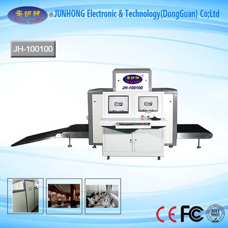 Airport X Ray Luggage Scanner High Quality