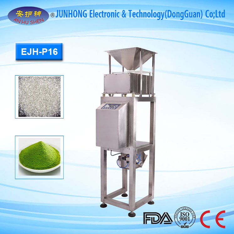 Industrial Pipeline Metal Detector for Food