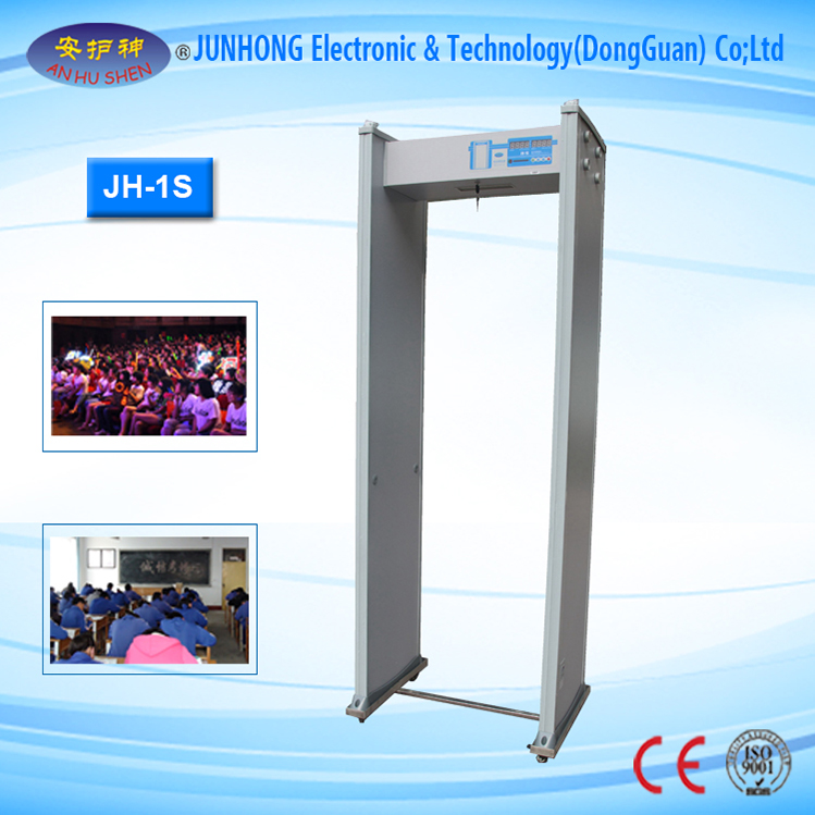 Pulse Induction Metal Detector For Banks