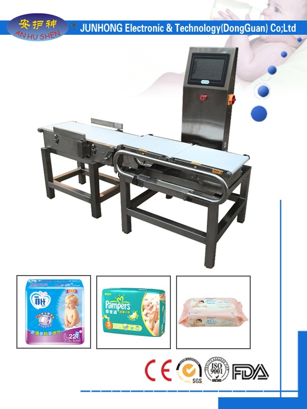 System Integtation Check Weigher Machine