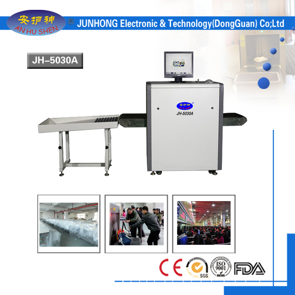 Security X Ray Scanner Equipment