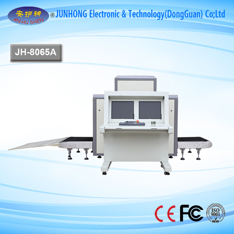 Airport /Hotel /Metro Station X-Ray Baggage Scanner