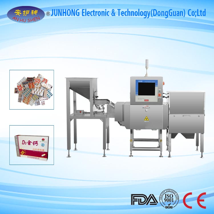 x-ray detecting equipment for food