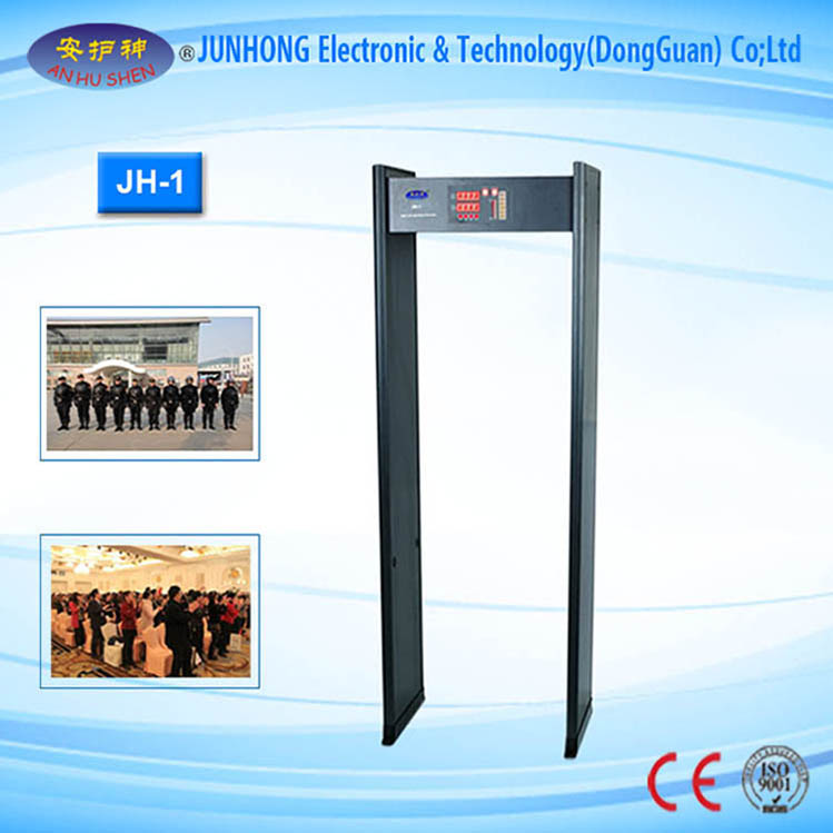 Anti-Interference Walkthrough Metal Detector