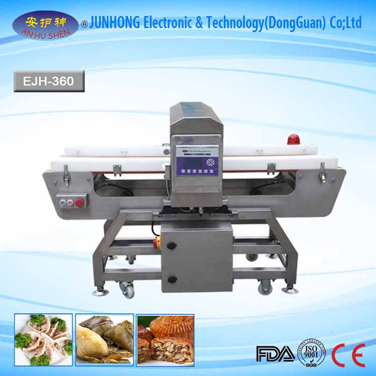 Metal Detector Instrument For Bakery