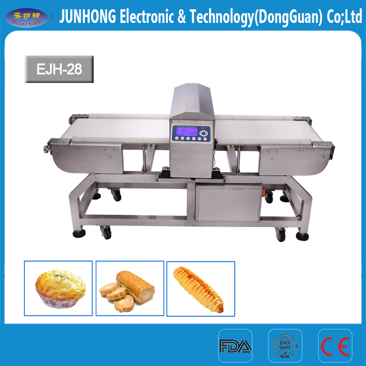 High Stability Packaging Metal Detector