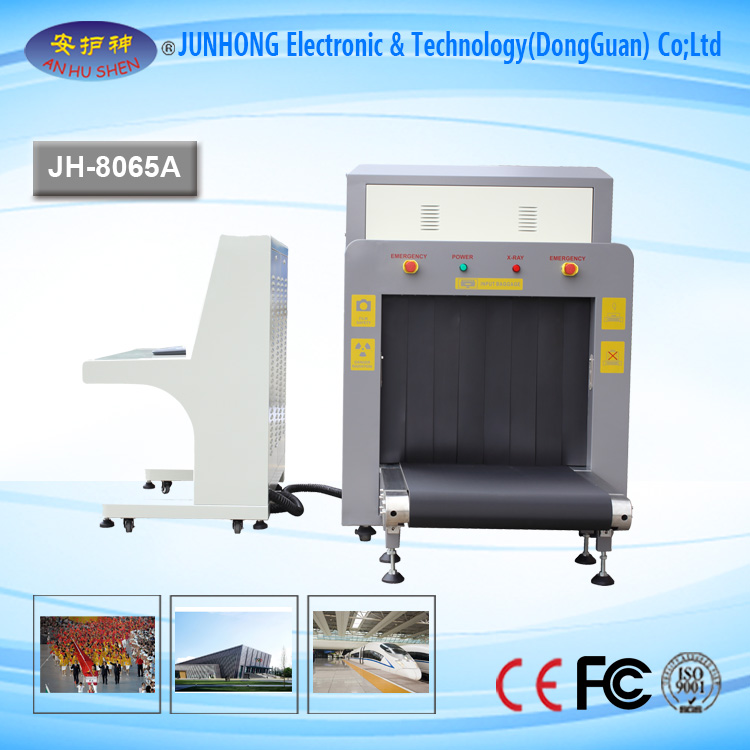Popular x-ray Luggage scanner
