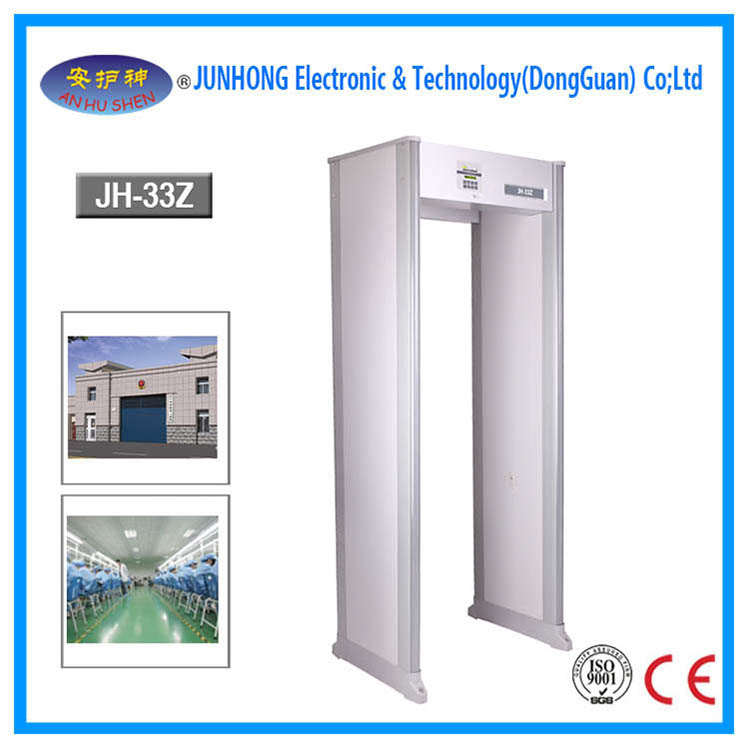 Good Quality Security Body Scanner Door
