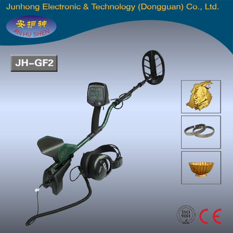 Ground Searching Metal Detector