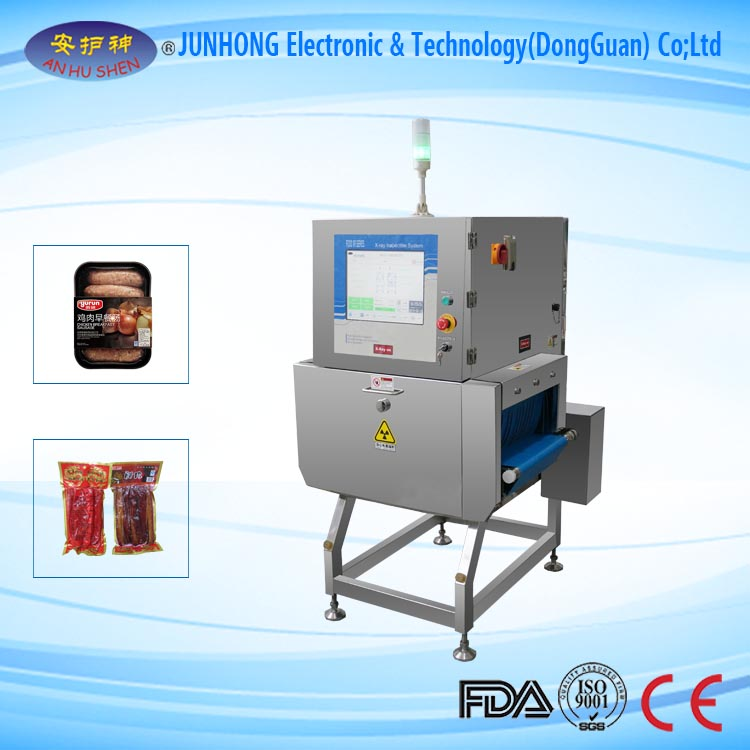 food and pharmaceutical industries X-ray inspection machine