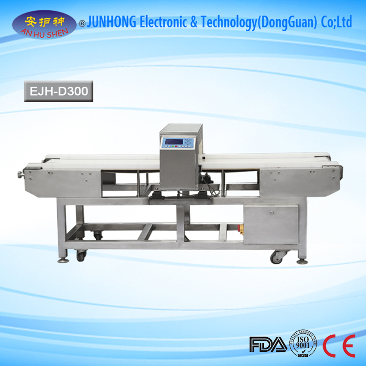 Durable Metal Detector for Garment