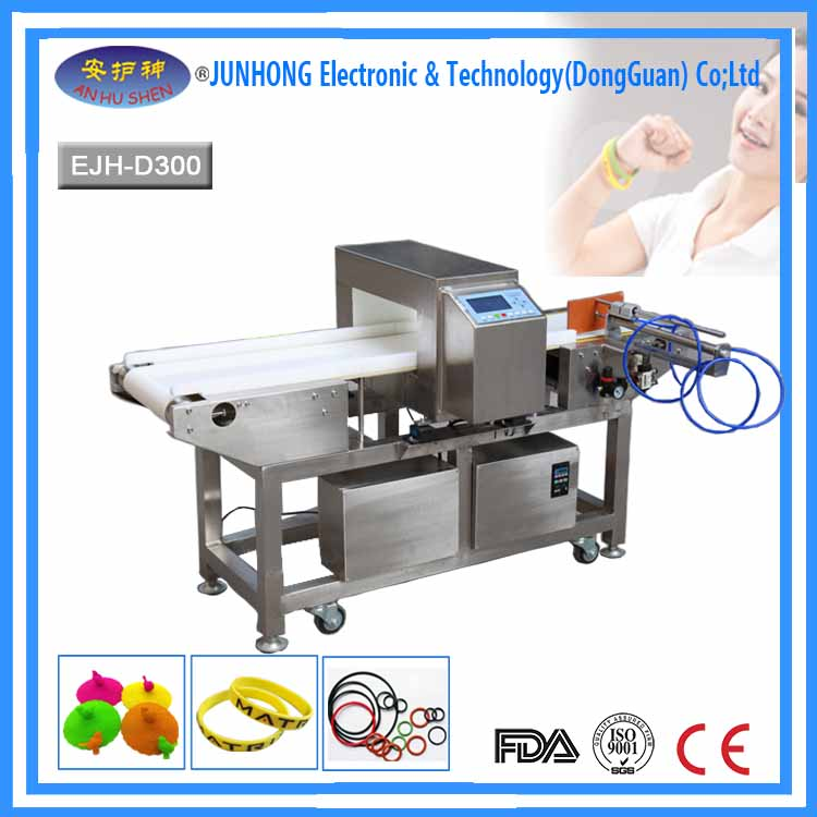 Stability Metal Detectors for Bakery