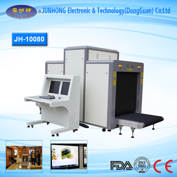 X-ray Baggage Scanner Airport Security Scanner