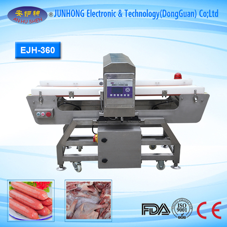 Food Metal Impurities Detector