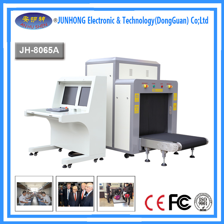 X Ray Machine In Security