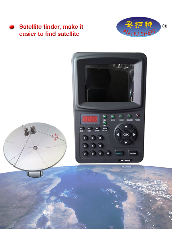 2017 Hot Sale Mini Satellite Signal Finder