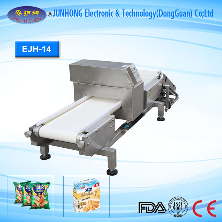 Anti-Erosion Metal Detector for Foil Products