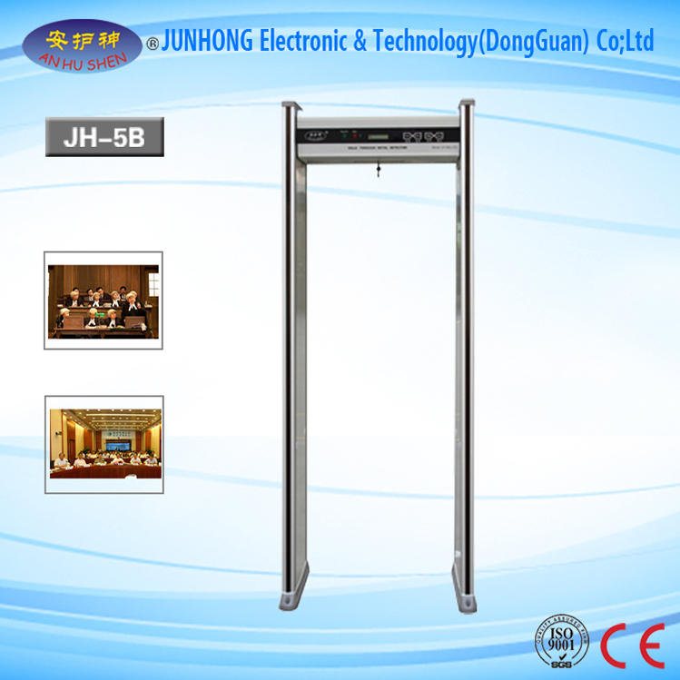 Professional/Reasonable Price Door Frame Scanner Gate