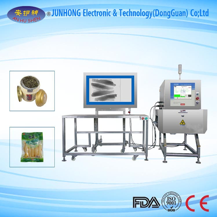 X-Ray scanner,Food metal testing machine