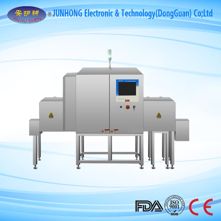 X-ray food metal detector,X-ray inspection system