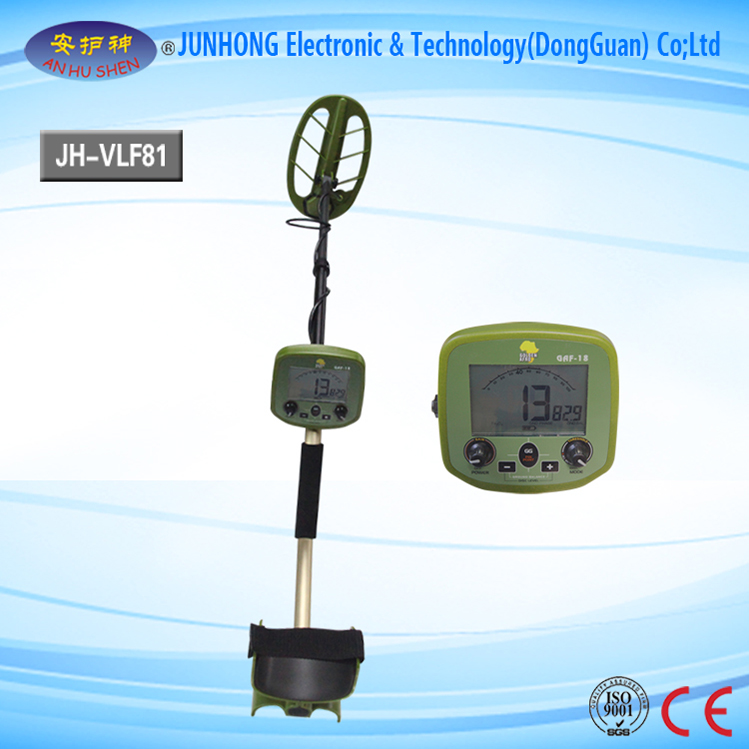 Portable And Convenient Gold Scanner Detector