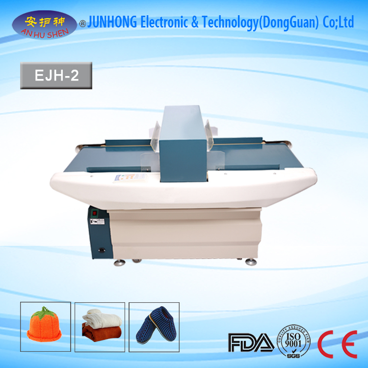 Garment Metal Needle Detector Machine