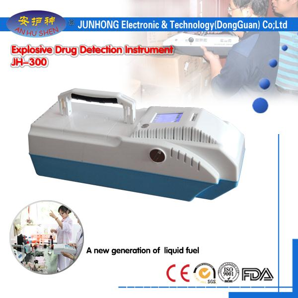 Sound And Light Alarm Drug Detector