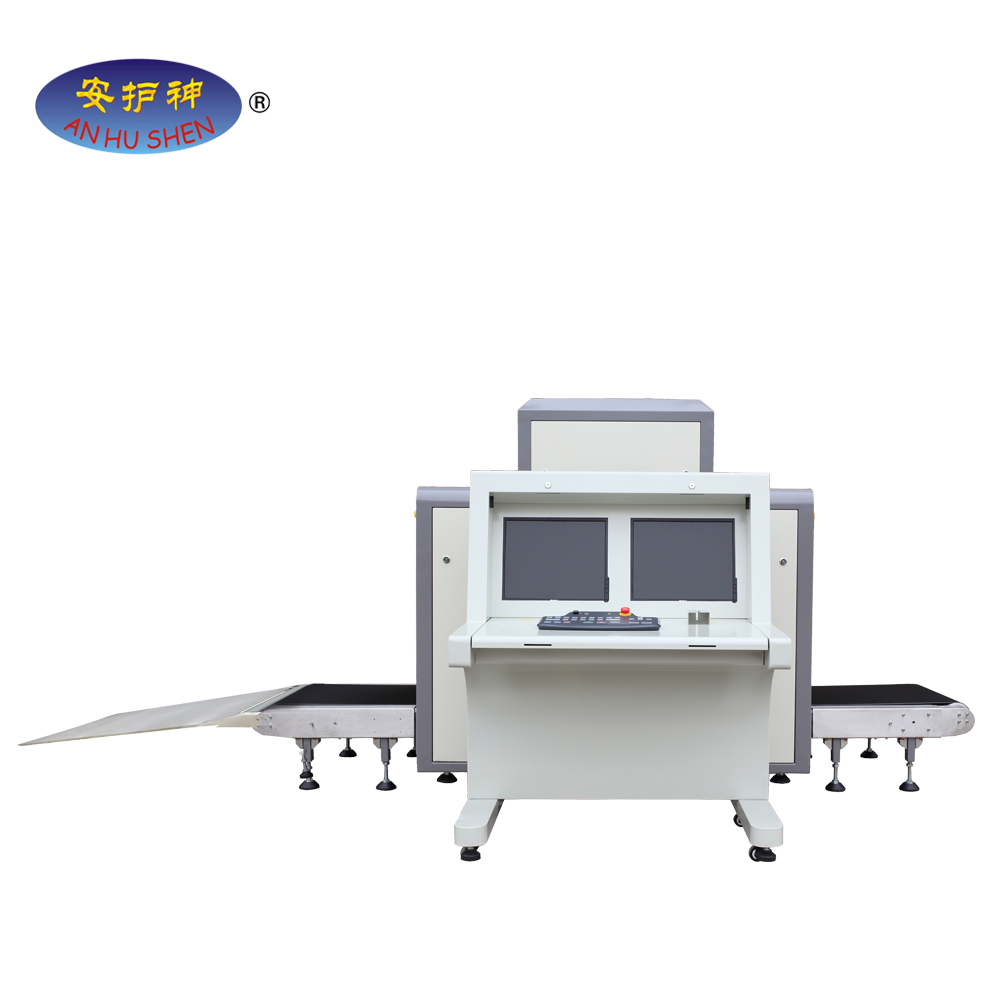 New X Ray Luggage Scanner&inspection System With Low Price, High Quality X Ray Luggage Scanner