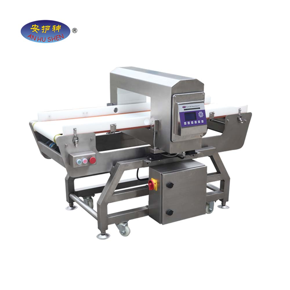 Food safety metal detector for Cheddar Cheese EJH-360