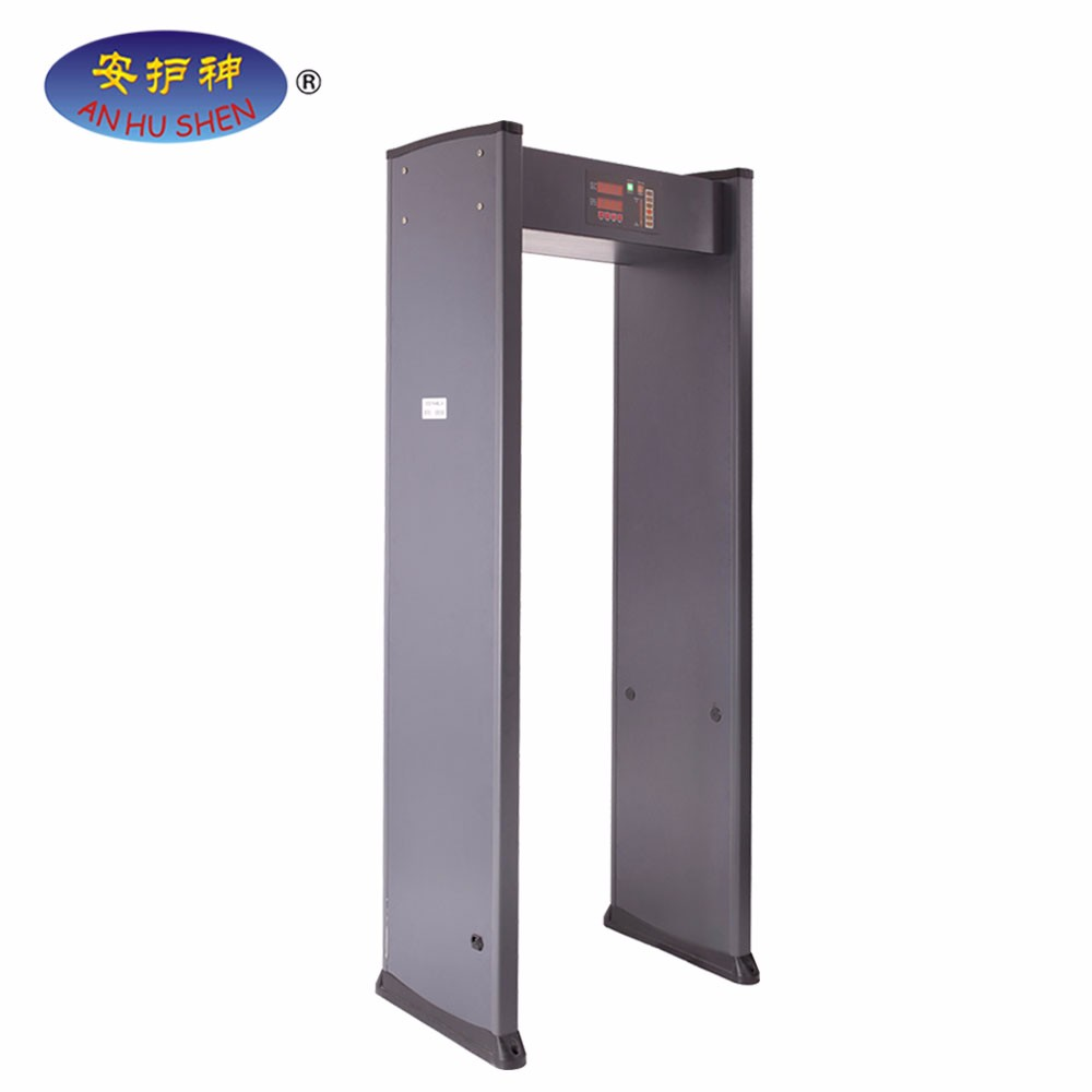 Cost-effective And Long-lived 6 Zones Walk Through Metal Detector Jh-1