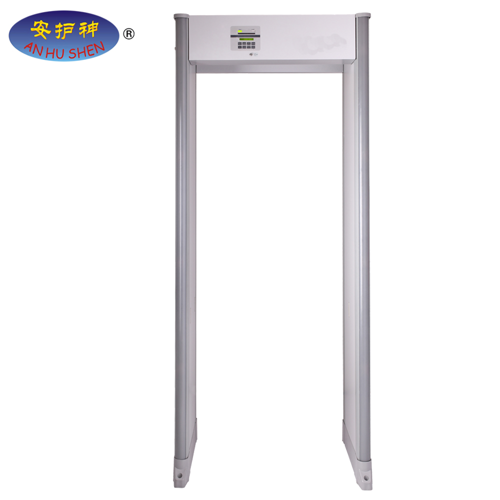 Multi-zone Archway Airport Security Door Frame Metal Detector