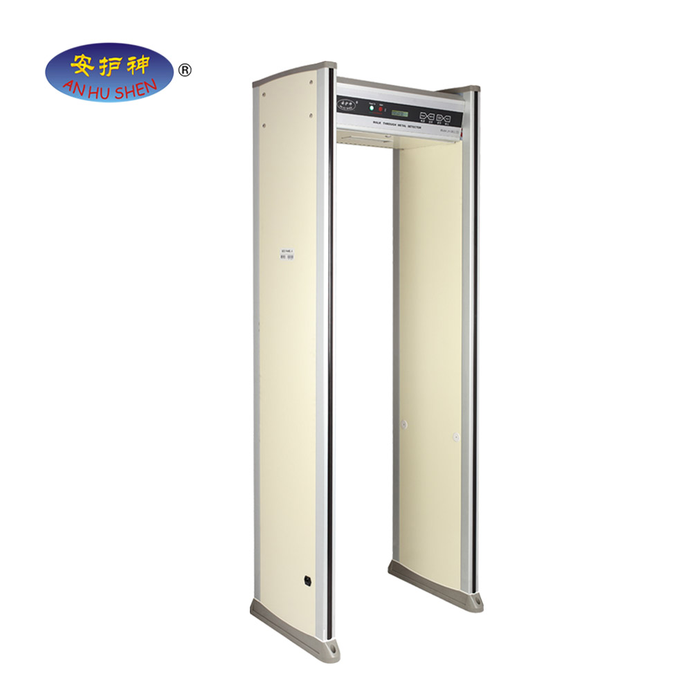Hot sell Multi-zone Walk Through Metal Detector Door Frame
