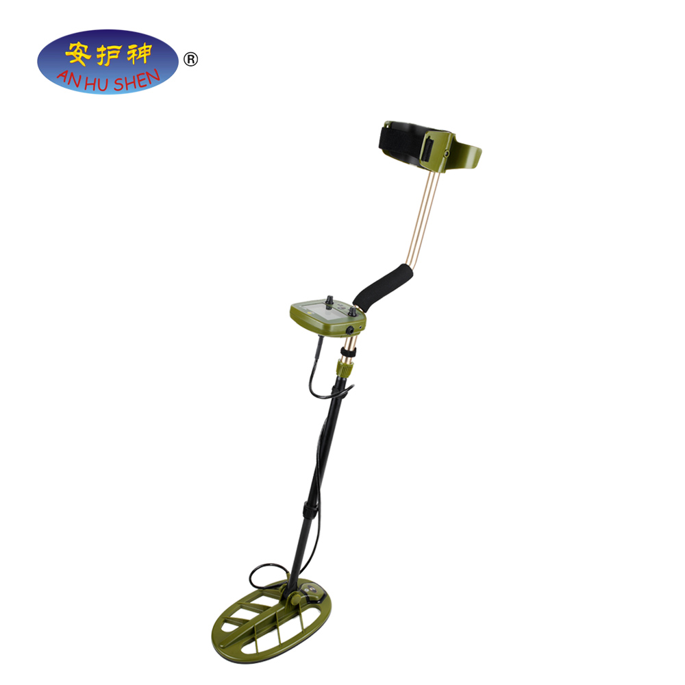 large LCD hand held gold metal detector in india