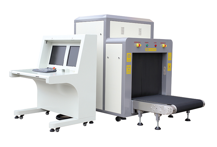 JH-8065X-RAY baggage scanner (2)
