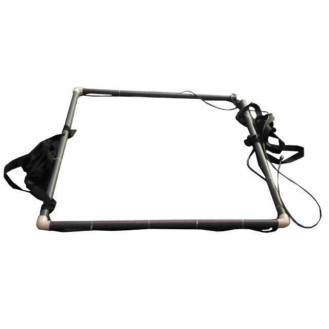 Large search coil 2*4m for depth buried treasures metal detector KTY