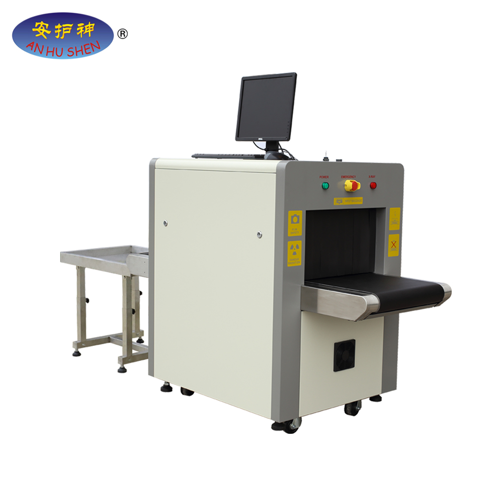 x ray machine baggage, x-ray security scanner, x-ray luggage scanning system ship to Saudi Arabia