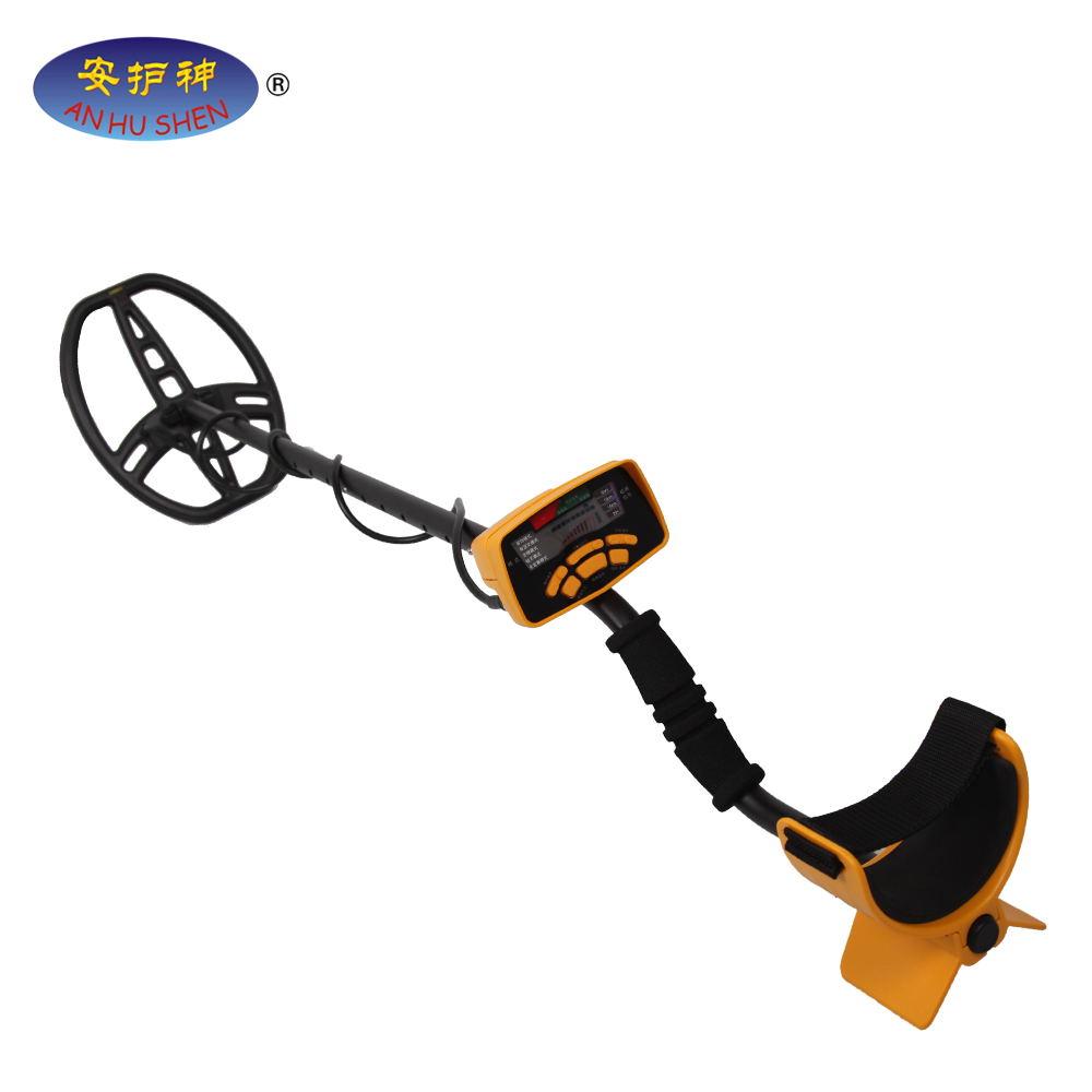Most Popular 350 Metal Detector for Gold Nuggets Treasures Hunting