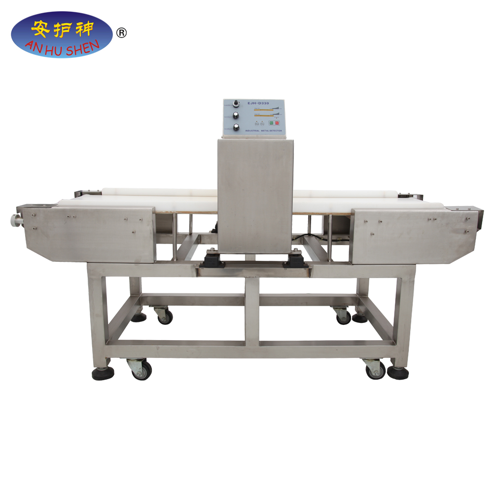 industrial tunnel conveyor type metal detector head For Recycling & Mining Industry
