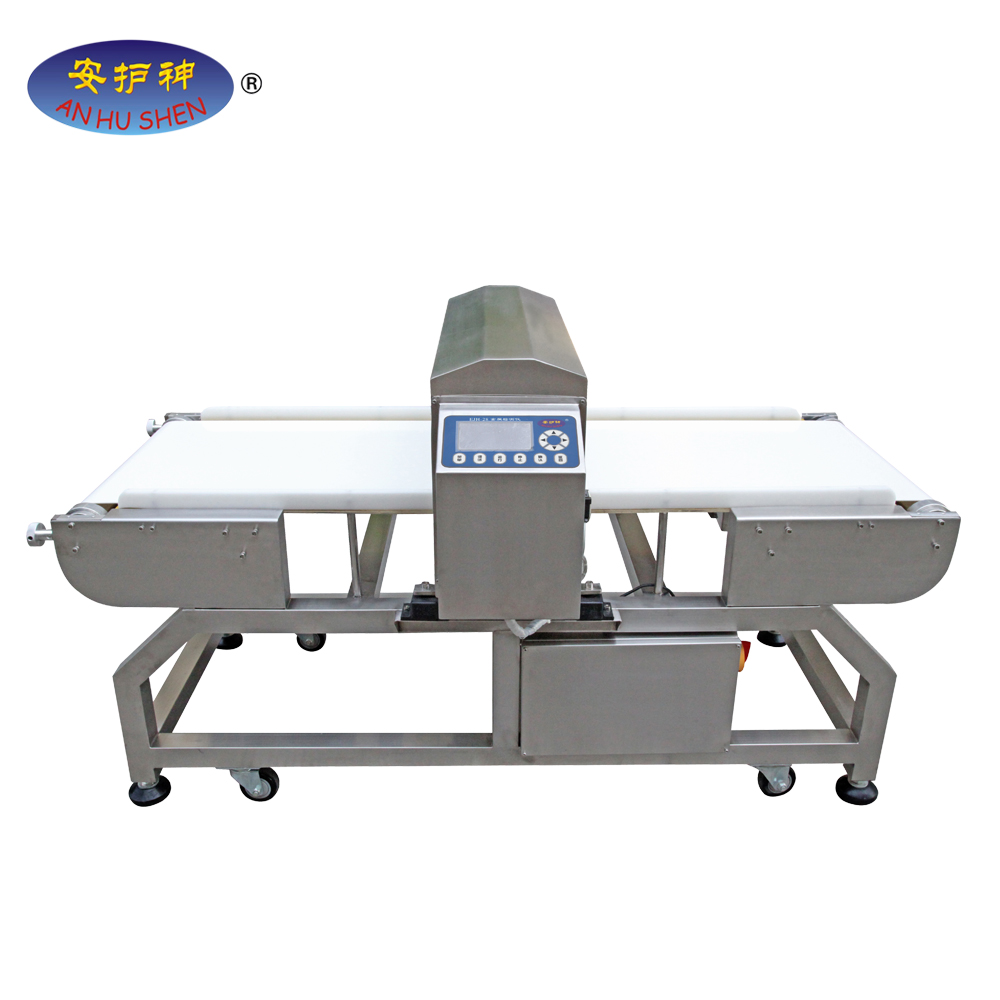 food processing metal detector for Canned tuna/sardine Fish